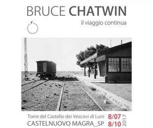 Bruce Chatwin... il viaggio continua